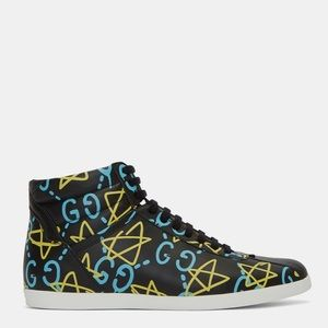 NWT Gucci guccighost hi top sneakers